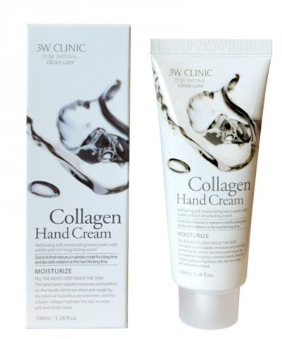 Крем для рук КОЛЛАГЕН Collagen Hand Cream, 100 мл