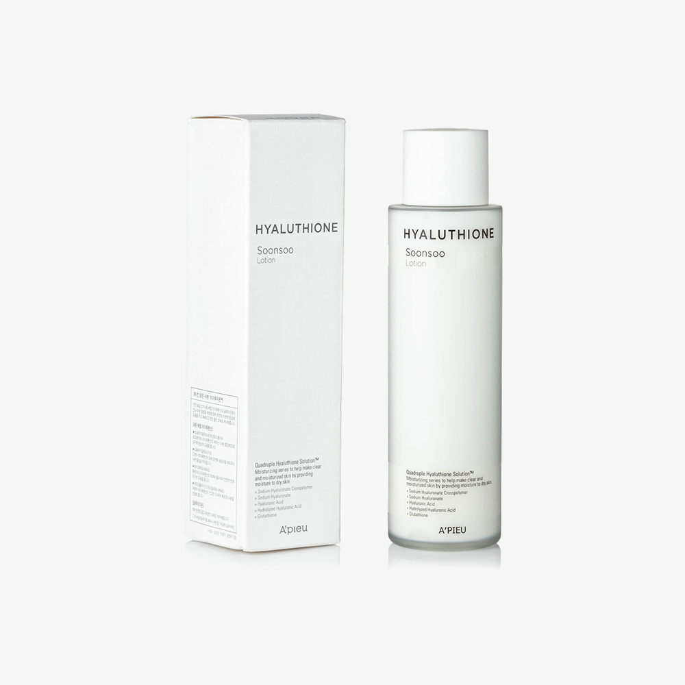 A'Pieu Hyaluthione Soonsoo Essence Toner (170мл)